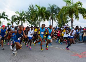 Run Barbados Series