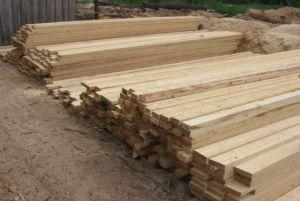 Деревянный забор своими руками1