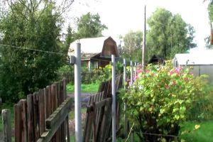 Деревянный забор своими руками7