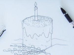 рисунки к пасхе своими руками для детей 27
