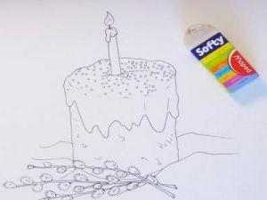 рисунки к пасхе своими руками для детей 28