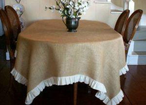 скатерть на стол для кухни 4