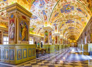 Апостольская библиотека
