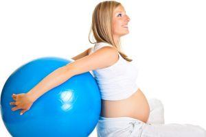 гимнастика в 3 триместре беременности 5