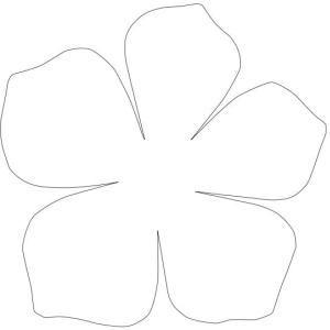 Цветок из цветной бумаги своими руками для детей 253