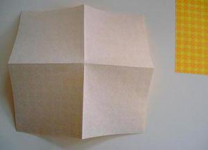 Объемная звезда из бумаги 20