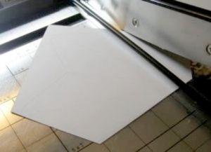 Объемная звезда из бумаги 3