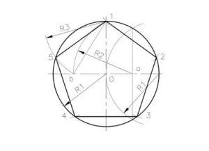 Объемная звезда из бумаги 34