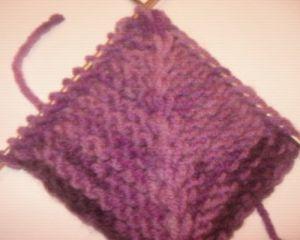 пэчворк вязание спицами 11