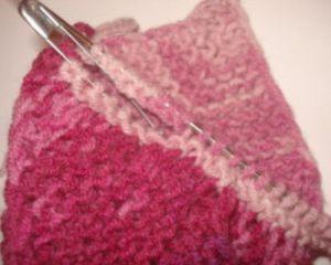 пэчворк вязание спицами 17