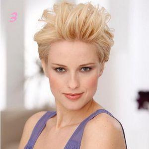 как сделать красивую прическу на короткие волосы 3