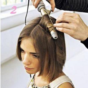 Красивые и модные прически на короткие волосы 2