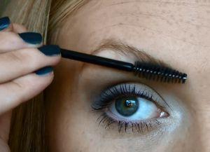Как красить брови тенями поэтапно 1