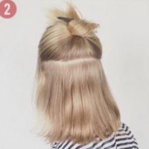 очень красивые прически для коротких волос 2