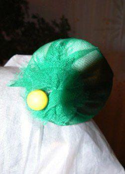 Костюм инопланетянина своими руками1