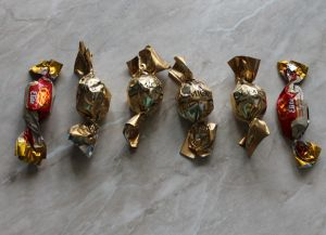 Костюм конфетки своими руками5