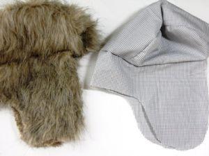 шапка из меха своими руками 11