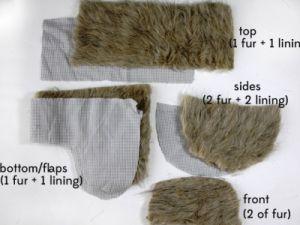 шапка из меха своими руками 4
