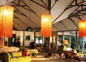 Lodge Rubondo Island Camp