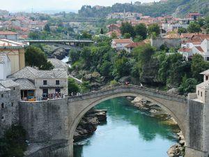 Старый мост Мостар - главная достопримечательность города