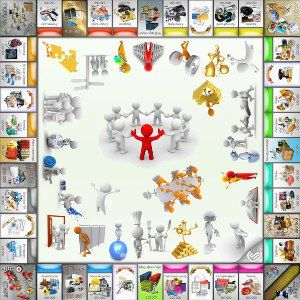 Игра монополия сделать своими руками фото 882