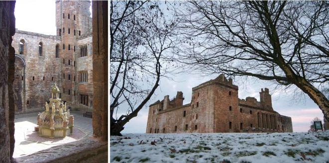 Дворец Линлитгоу, Западный Лотиан