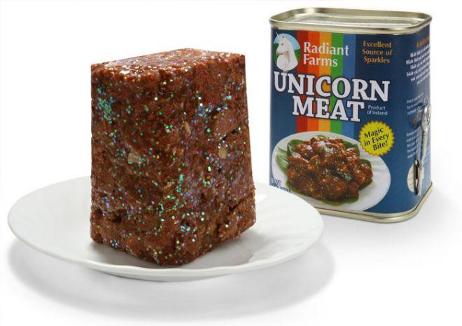 Мясо единорога