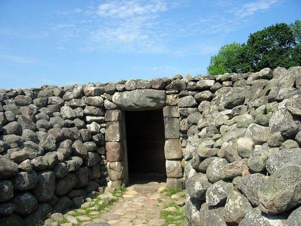 Чивикская гробница