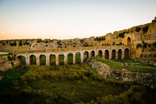 Крепость Модон