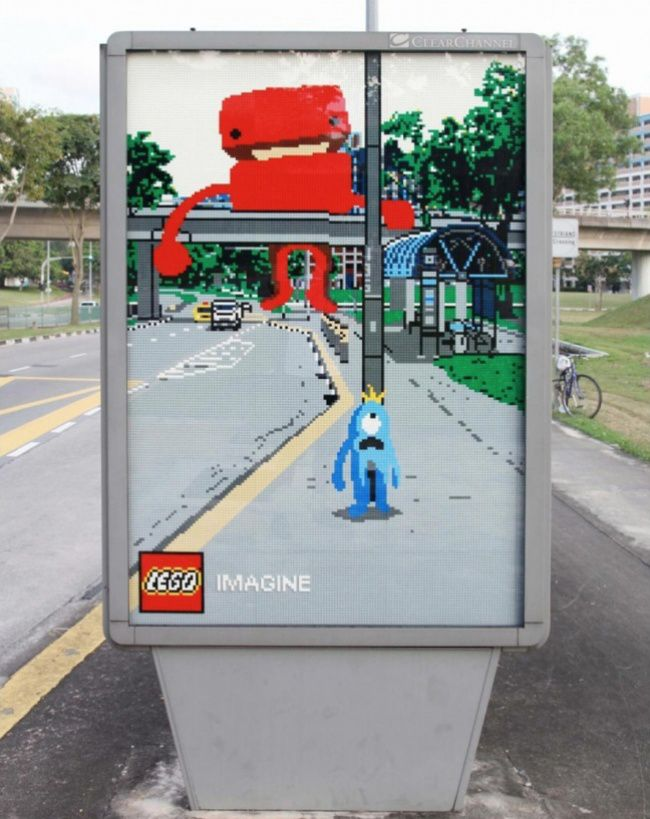 Lego – Imagine