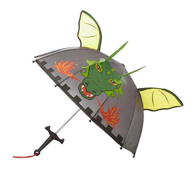 Зонт-дракон