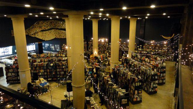 Книжный магазин в Даунтауне