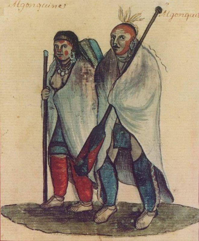 Нарисованные аборигены