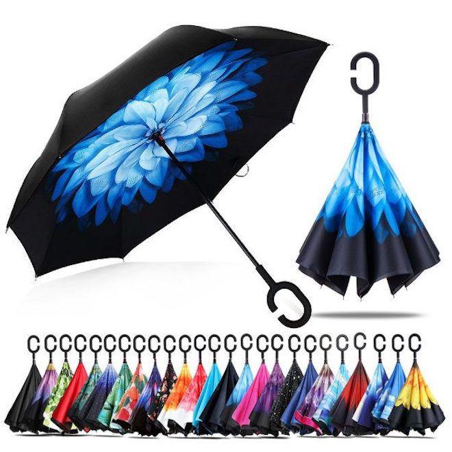 Зонт-цветок