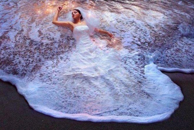 Невеста и волна