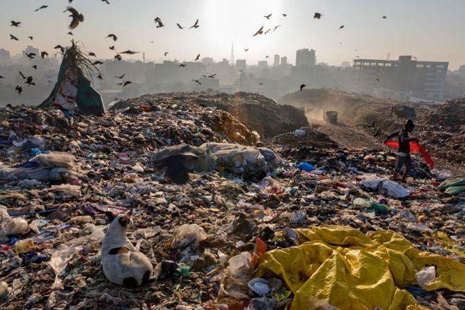 рассвет Мумбаи