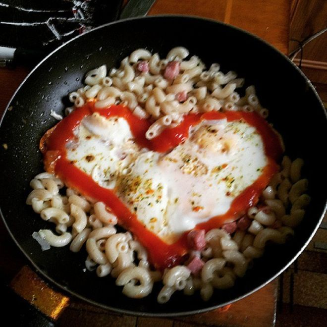 сердце любимой