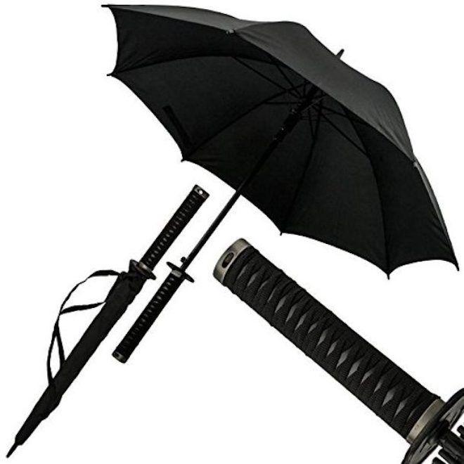 Зонтик ниндзя