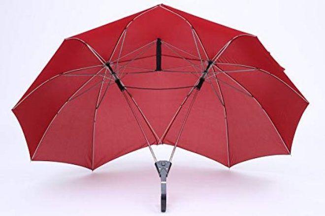 Дабл-зонтик