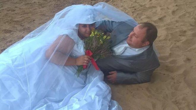 Русскую свадьбу умом не понять: 25 «угарных» фотографий  - Страница 2 18lyubov_pohozhaya_na_son