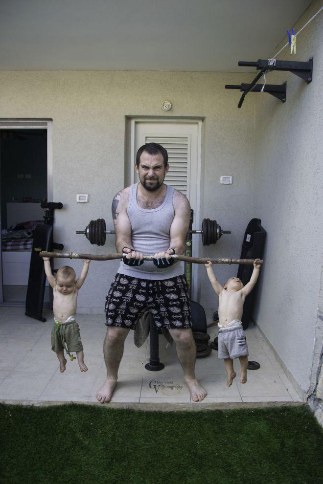 Мужской фитнес должен выглядеть вот так