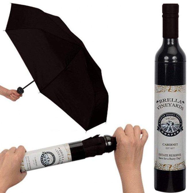 Зонтик-вино