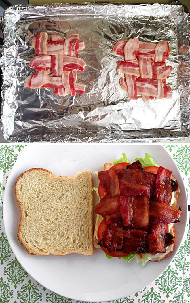 бутерброд правильно