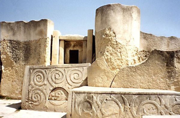 Мегалитические храмы, Мальта