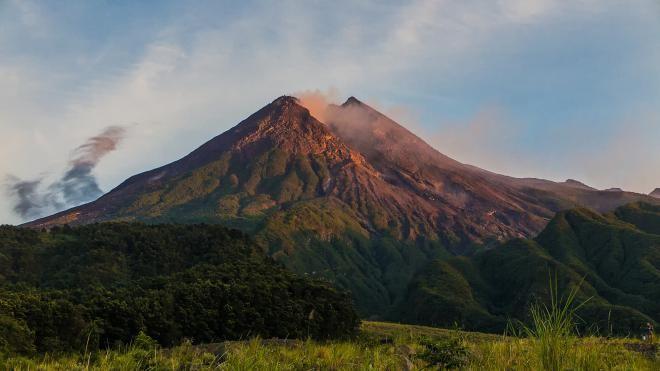 Мерапи, Индонезия