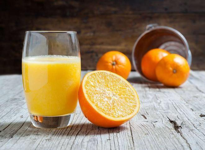 Не пейте апельсиновый сок