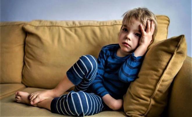 Ребенок не может выразить соболезнования