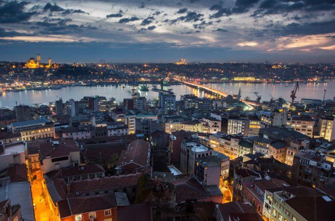 Стамбул и красота