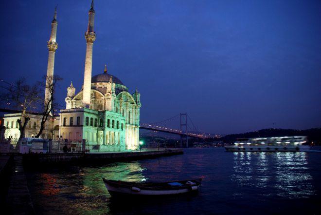Мечетьь Ортакой