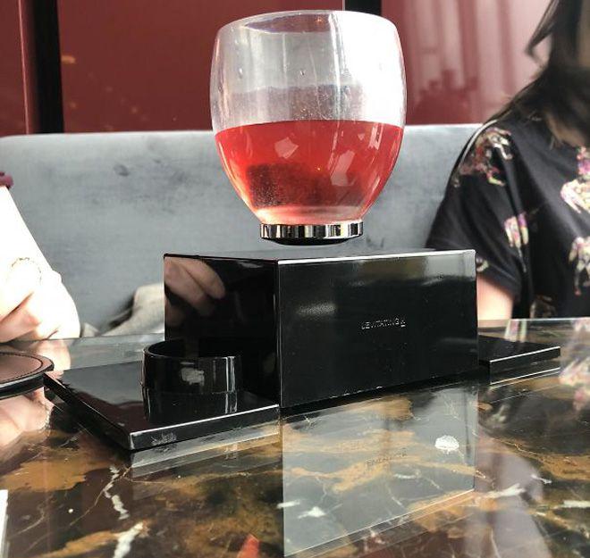 в лондонском баре